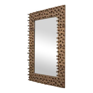 The Lustro Wall Mirror by Pamela Sunday