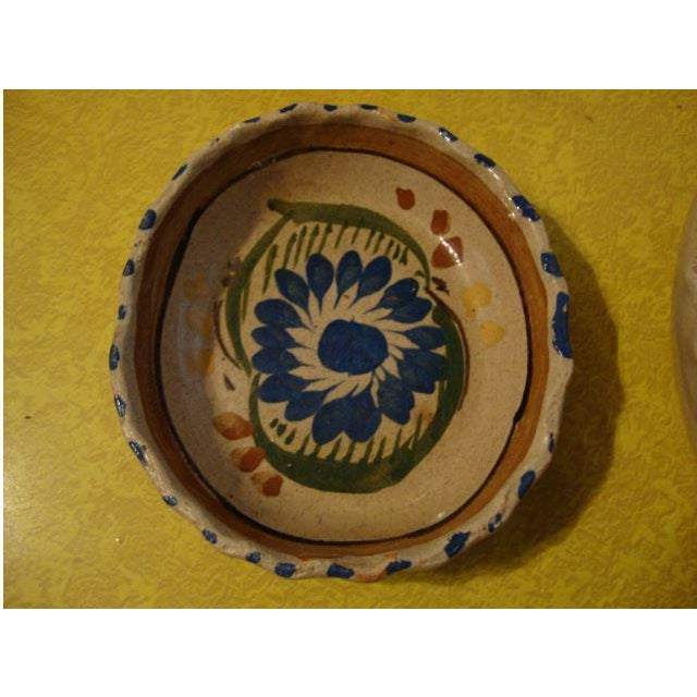 Tlaquepaque Mexican Nesting Bowls - Set of 4 For Sale In New York - Image 6 of 10