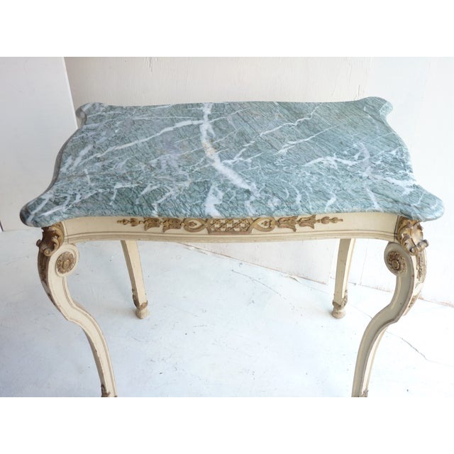 French Austrian Louis XV Style Center Table For Sale - Image 3 of 5