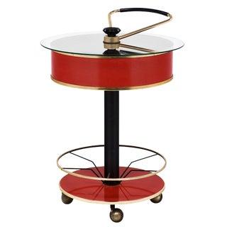 Italian Modernist Bar Cart