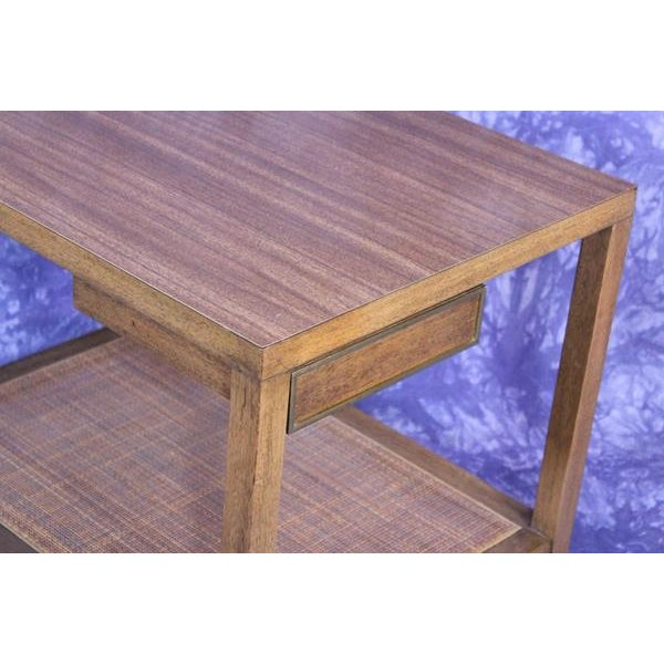 Harvey Probber Mid-Century Modern End Table For Sale - Image 9 of 10