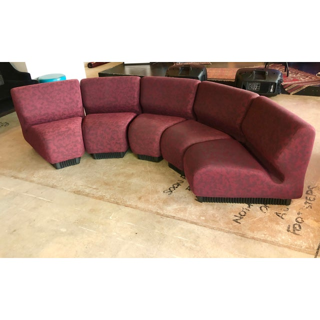 Herman Miller Modular Sectional Sofa For Sale In Miami - Image 6 of 7