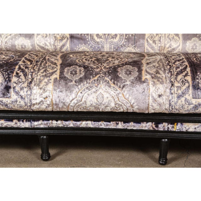 Middle Eastern Syrian Moorish Settee For Sale - Image 4 of 9