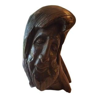 Organic Modern Sculpture 'The Mystic'
