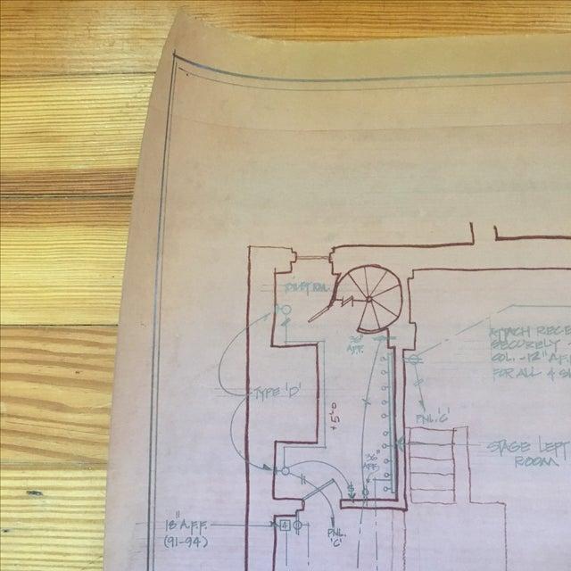 Nyc judson church blueprint chairish nyc judson church blueprint image 3 of 7 malvernweather Gallery