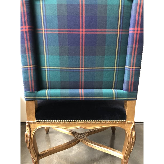 Textile Ralph Lauren Home Spencer Chair For Sale - Image 7 of 12
