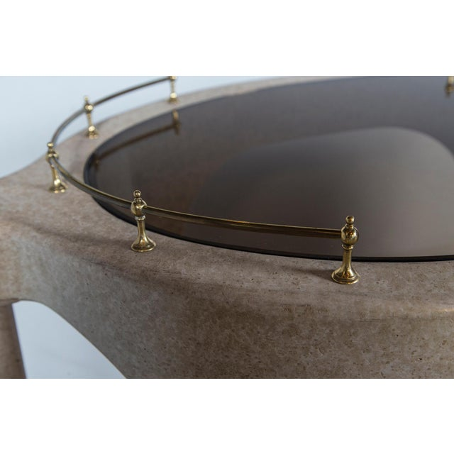 Elephant Rolling Bar Cart For Sale - Image 11 of 12
