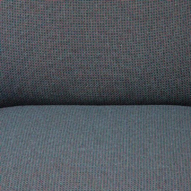 Knoll Womb Chair and Ottoman by Eeron Saarinen for Knoll For Sale - Image 4 of 5