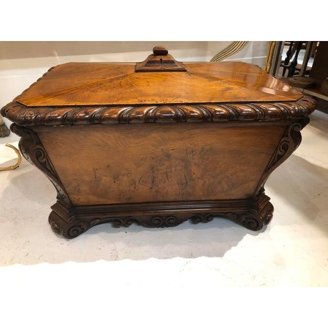 Antique Regency Cellarette For Sale - Image 10 of 13