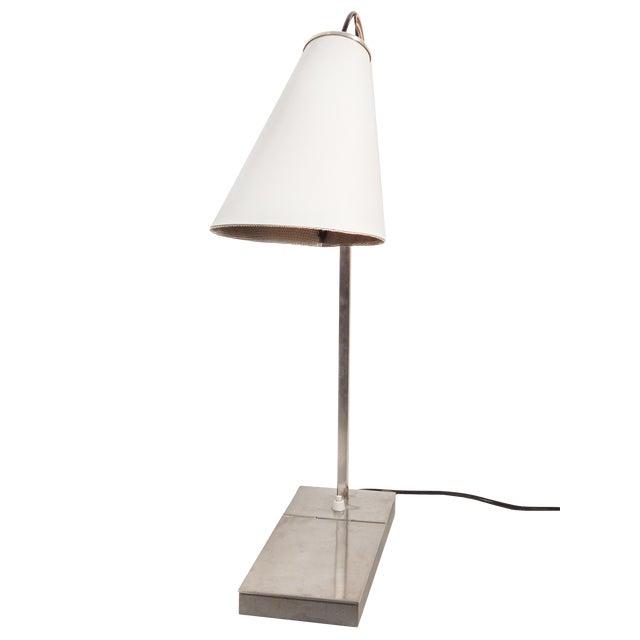Compass Dans L'Oeil Desk Lamp by Andree Putman For Sale