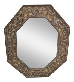 Image of Newly Made Distressed Wall Mirrors