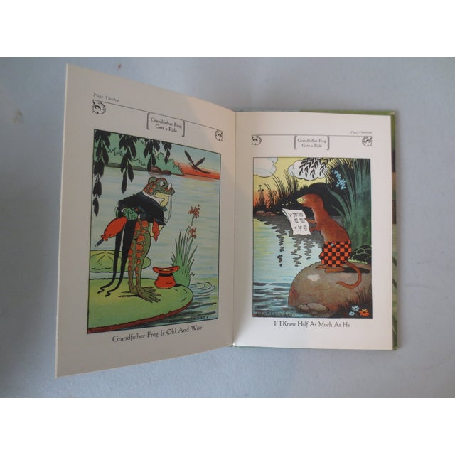 Grandfather Frog Gets a Ride 1st Ed. Book - Image 7 of 8