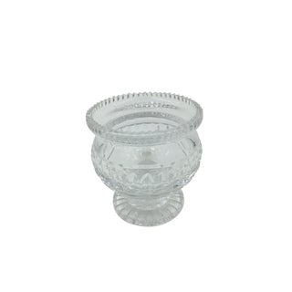 William Yeoward Crystal Caviar Bowl For Sale