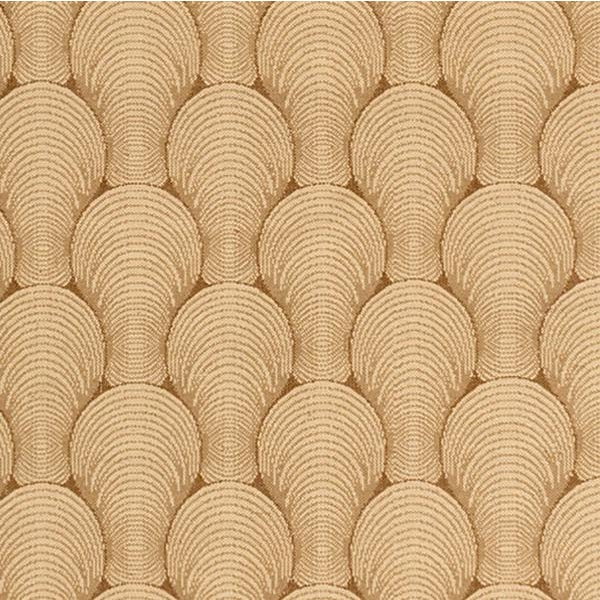Color: Brown - Made In: India. 100% Wool. A contemporary large scale sea shell design with a flatweave texture.