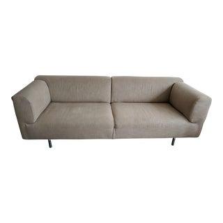 Cassina Met 250 Beige Sofa by Piero Lissoni