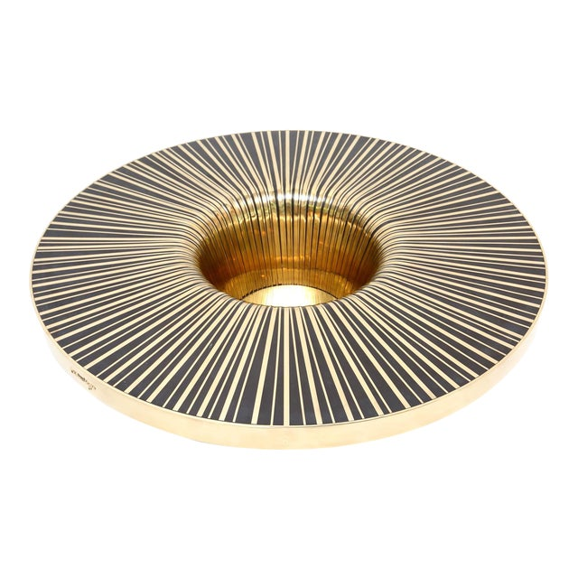 The Vortex Cocktail Table by Yann Dessauvages For Sale