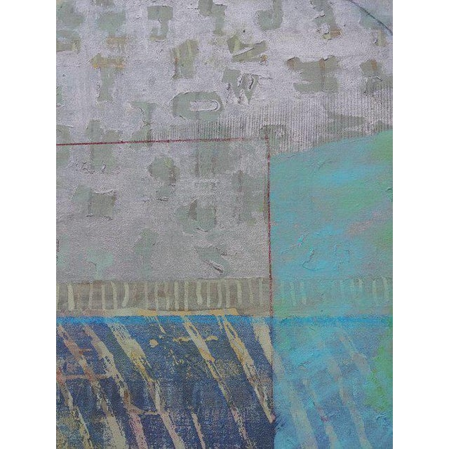 Christine Averill-Green Christine Averill - Green, Serene and Cool, 2018 For Sale - Image 4 of 5