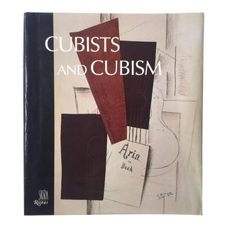 """ Cubists & Cubism "" Rare Vintage 1982 1st Edtn Large Iconic Volume Collector's Modern Art Book For Sale"