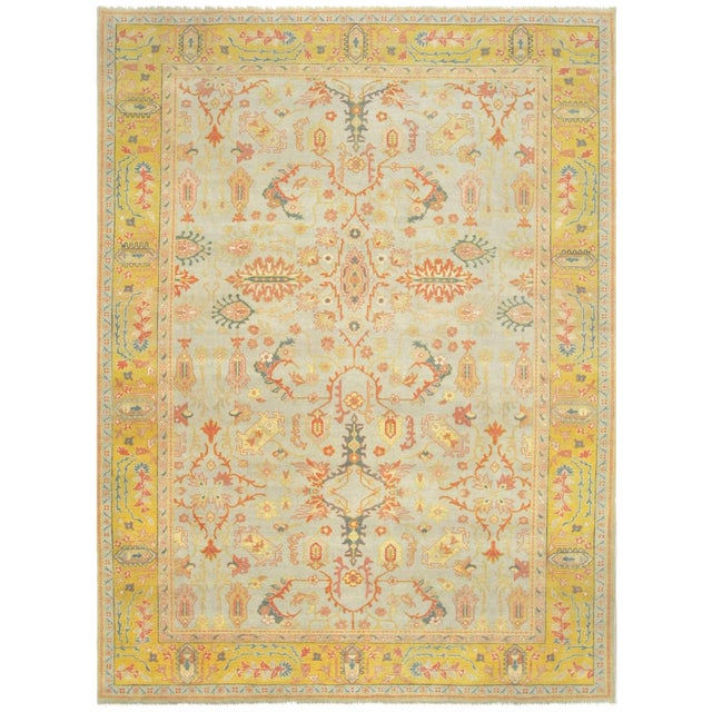 Surena Rugs Agra Design Rug - 8′9″ × 12′3″ For Sale
