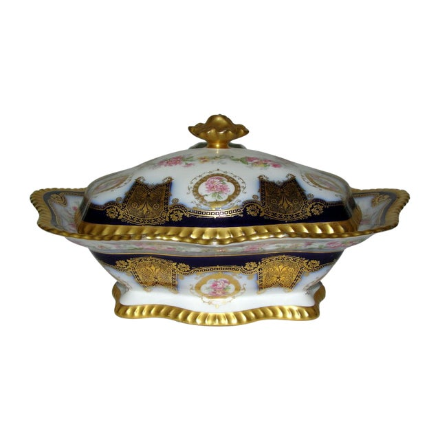 Limoges Display Collector Casserole Covered Dish For Sale