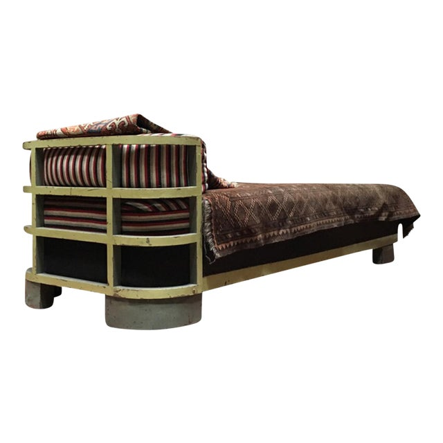 A GERMAN ART DECO DAYBED - Image 1 of 6