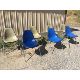 Eames for Hermann Miller Chairs- Set of 7 Preview