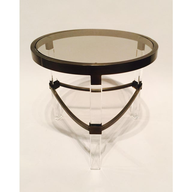 Charles Hollis Jones Occasional Table - Image 2 of 7