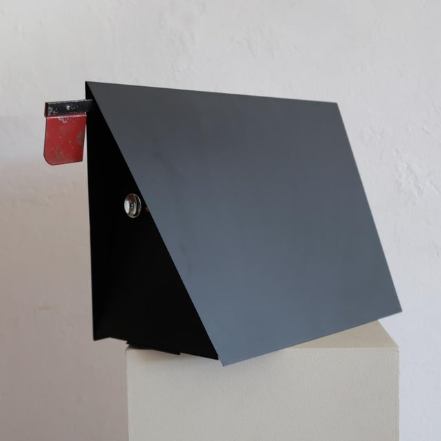 A-Frame Architectural Mailbox, 1950s For Sale In San Diego - Image 6 of 13