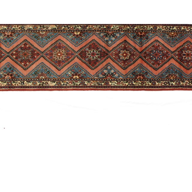 "Leon Banilivi Persian Tafresh -- 2'7"" X 12'5"" For Sale - Image 4 of 5"