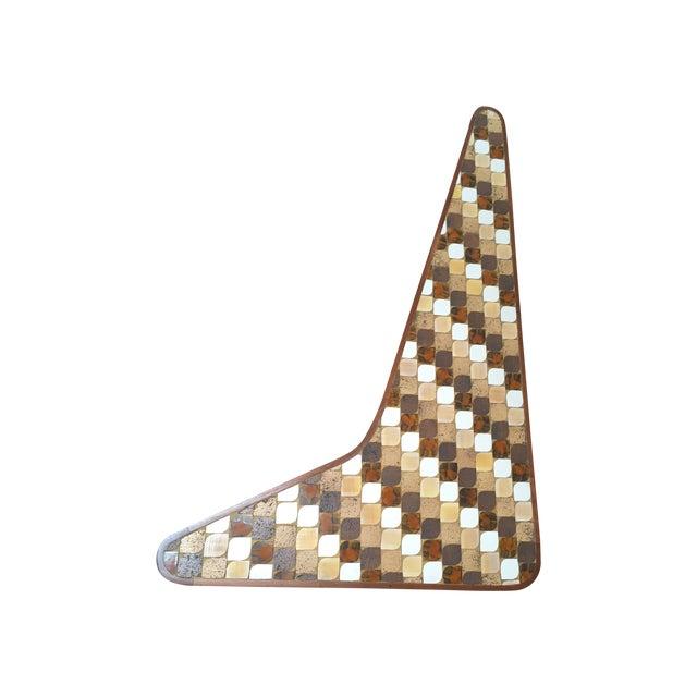 Richard Hohenberg Boomerang Mosaic Tile Table - Image 1 of 4