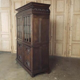 18th Century French Louis XIV Bookcase ~ Vitrine Preview