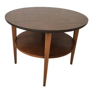 Mid-Century Lane Round Table