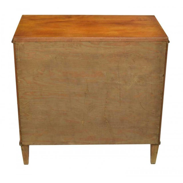 Empire 19th Century Empire Style Three Drawer Commode For Sale - Image 3 of 13