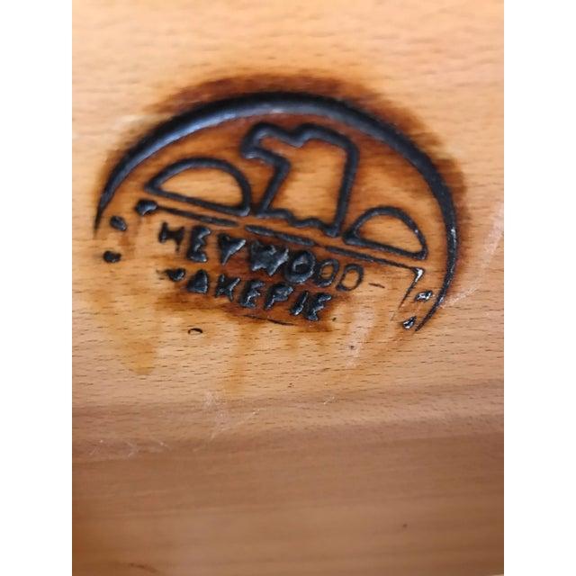 Mid Century Modern Heywood Wakefield Dresser For Sale - Image 10 of 11