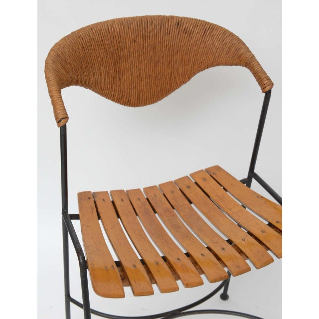 Set of Four Arthur Umanoff Dining Chairs for Raymor For Sale - Image 9 of 10