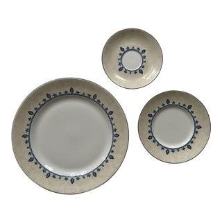 Lenox Malta Dinnerware by Chuck Fischer - 11 Pieces For Sale