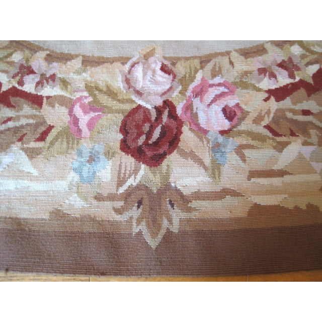 "French Aubusson Rug - 8' x 10"" - Image 7 of 9"