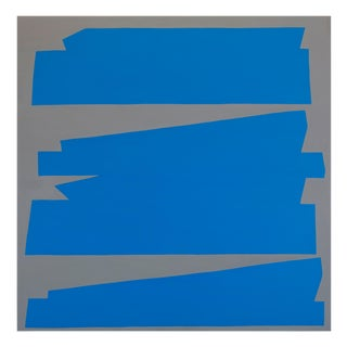 """Ulla Pedersen """"Cut-up Canvas I.2"""", Painting For Sale"""