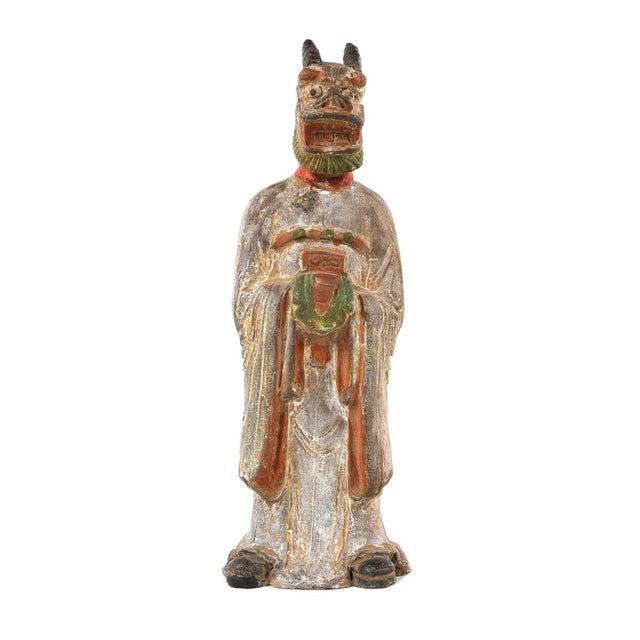 Antique Chinese Zodiac Dragon Figurine - Image 7 of 9