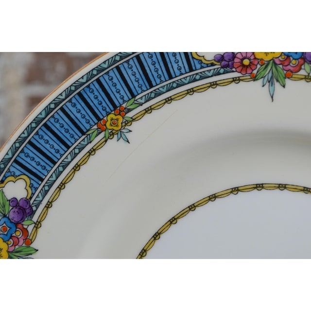 Vintage Minton Luncheon Plates - Set of 8 - Image 8 of 11