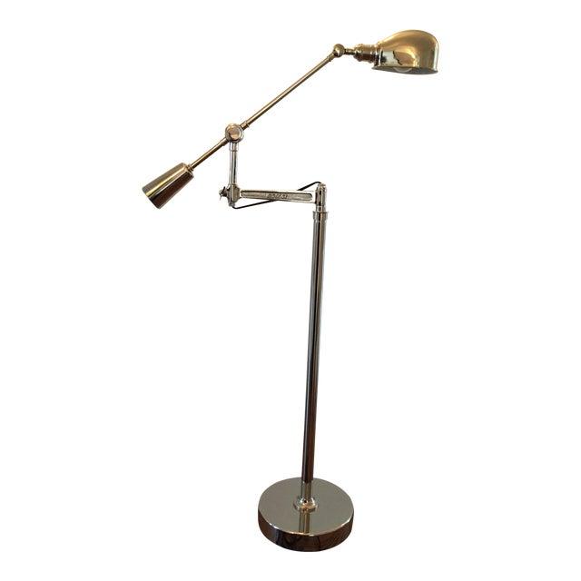 Ralph lauren rl 67 boom arm floor lamp chairish ralph lauren rl 67 boom arm floor lamp image 1 mozeypictures Images