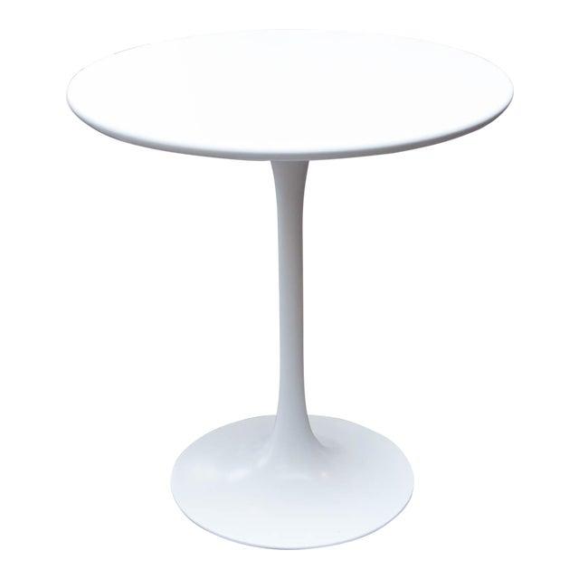 Saarinen Style Tulip Side Table - Image 1 of 5