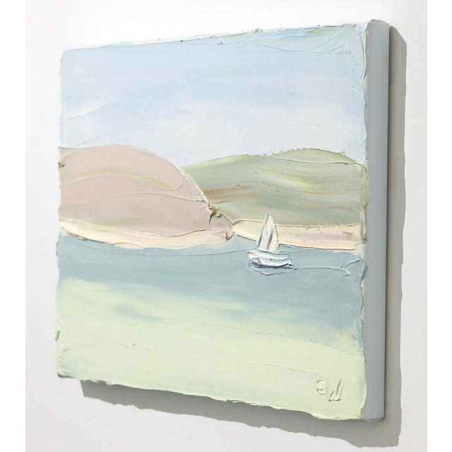 """Pittwater Snappermans Study 2 (7.8.19)"" Original Artwork by Sally West For Sale In Los Angeles - Image 6 of 10"