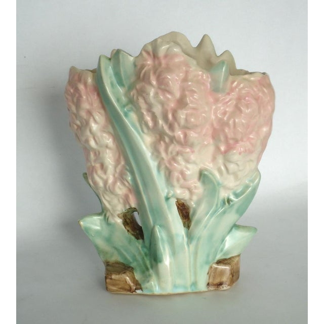 McCoy Pink Hyacinth Vase - Image 2 of 6