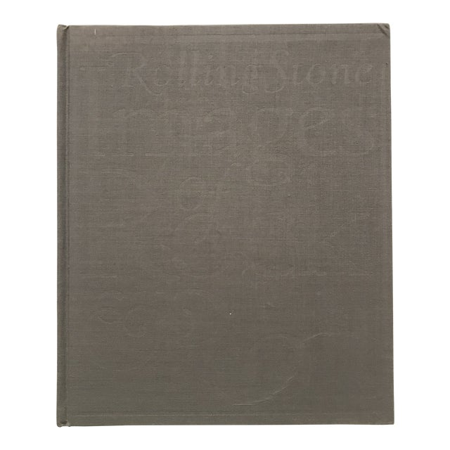 """""""Rolling Stone Images of Rock & Roll"""" 1995 First Edition Book For Sale"""