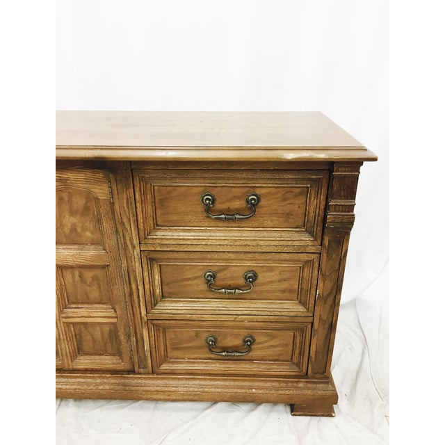 Vintage Drexel Furniture Mid Century Dresser
