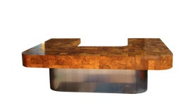 Image of Steel Executive Desks