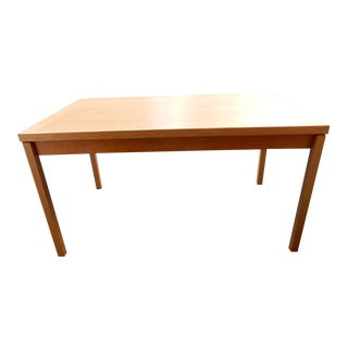 Danish Modern Dining Table, 1950s For Sale