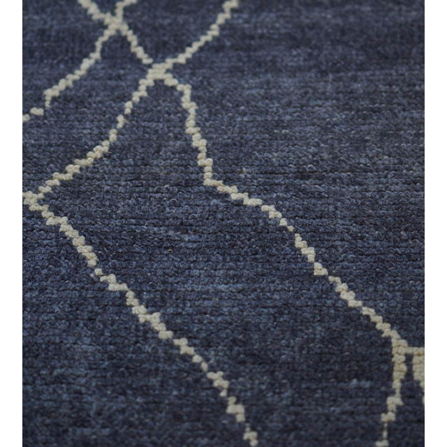 Part of the Mansour Modern collection, this Moroccan inspired rug is handwoven by master weavers using the finest quality...