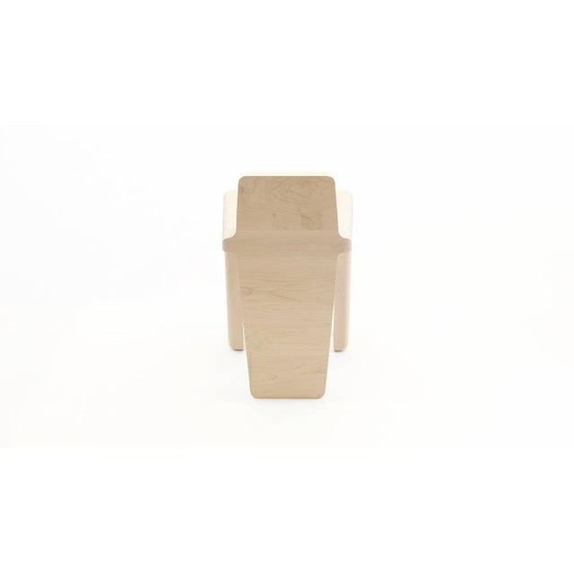 Black Loïc Bard Bone Chair 01 For Sale - Image 8 of 9
